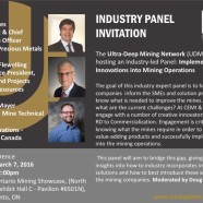 UDMN Panel at PDAC